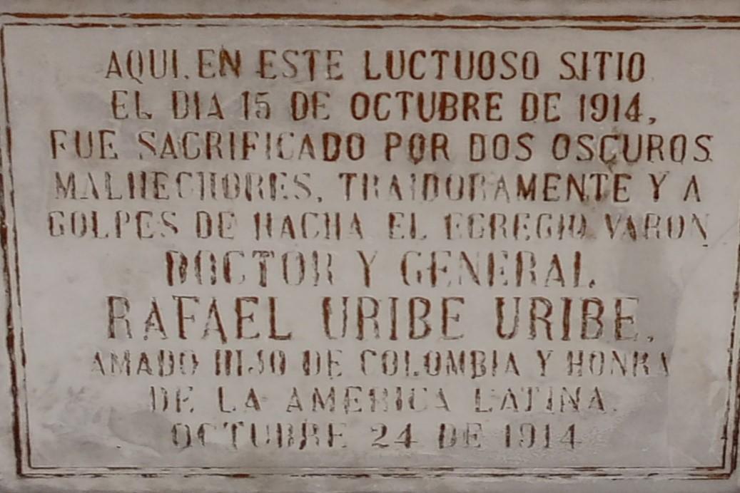En los archivos de la Cancillería: 105 años de la muerte del general Rafael Uribe  Uribe, diplomático y modernizador del Estado colombiano | Cancillería
