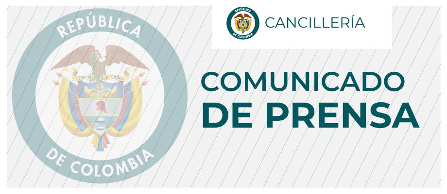Comunicado de prensa del Ministerio de Relaciones Exteriores sobre las elecciones en Brasil