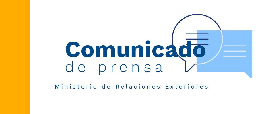 Comunicado de apoyo frente a la situación del Ecuador