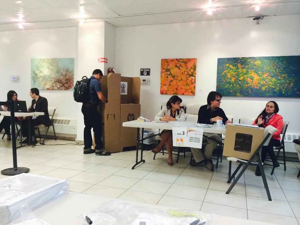 Comunicado De Prensa Sobre Las Elecciones En El Exterior Canciller A