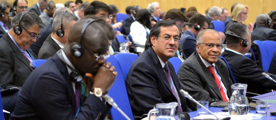 Colombia expuso la necesidad de revisar la pol tica for La politica internacional