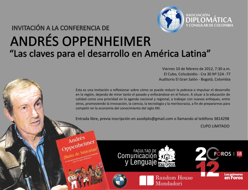 Cuentos Chinos De Andres Oppenheimer + Pdf Completo