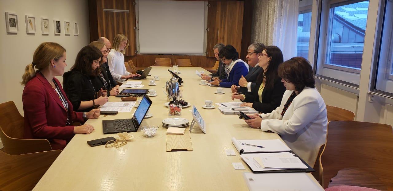 Canciller Carlos Holmes Trujillo Agradeció La Agencia Sueca De Cooperación Para El Desarrollo Internacional Asdi El Apoyo Brindado A Colombia Cancillería