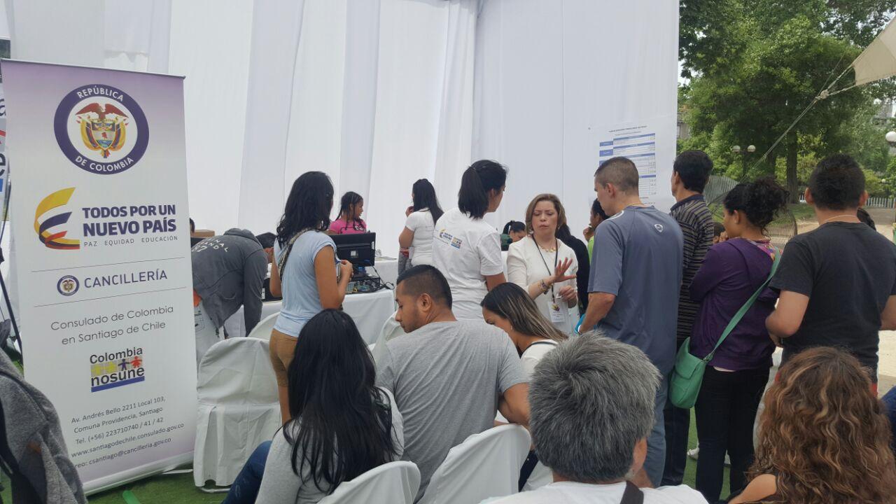 Colombianos En El Exterior Pueden Realizar Tr Mites En Los Consulados M Viles Programados Por La