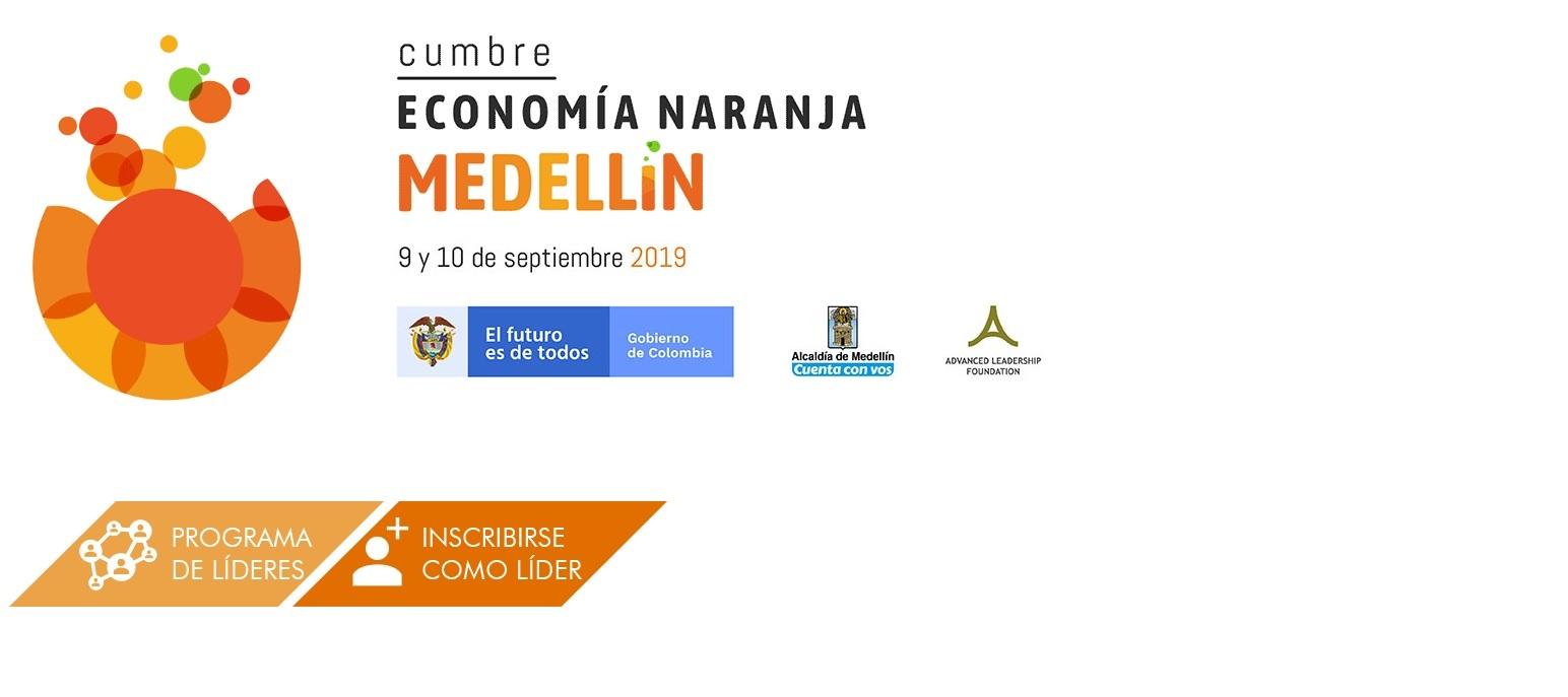 Resultado de imagen para Cumbre de Economía Naranja
