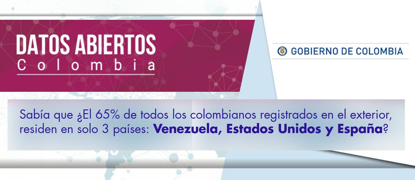 Sab a que el 65 por ciento de los colombianos registrados Divorcio de colombianos en el exterior