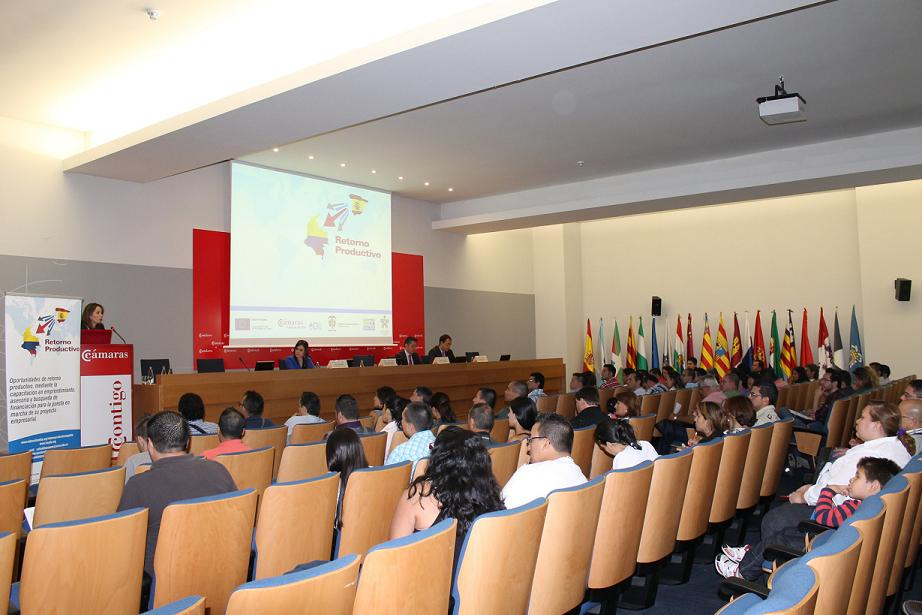 El plan retorno positivo del ministerio de relaciones for Ministerio de relaciones interiores espana
