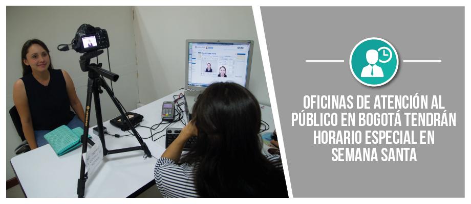 Oficinas de atenci n al p blico en bogot tendr n horario for Horario oficinas ibercaja