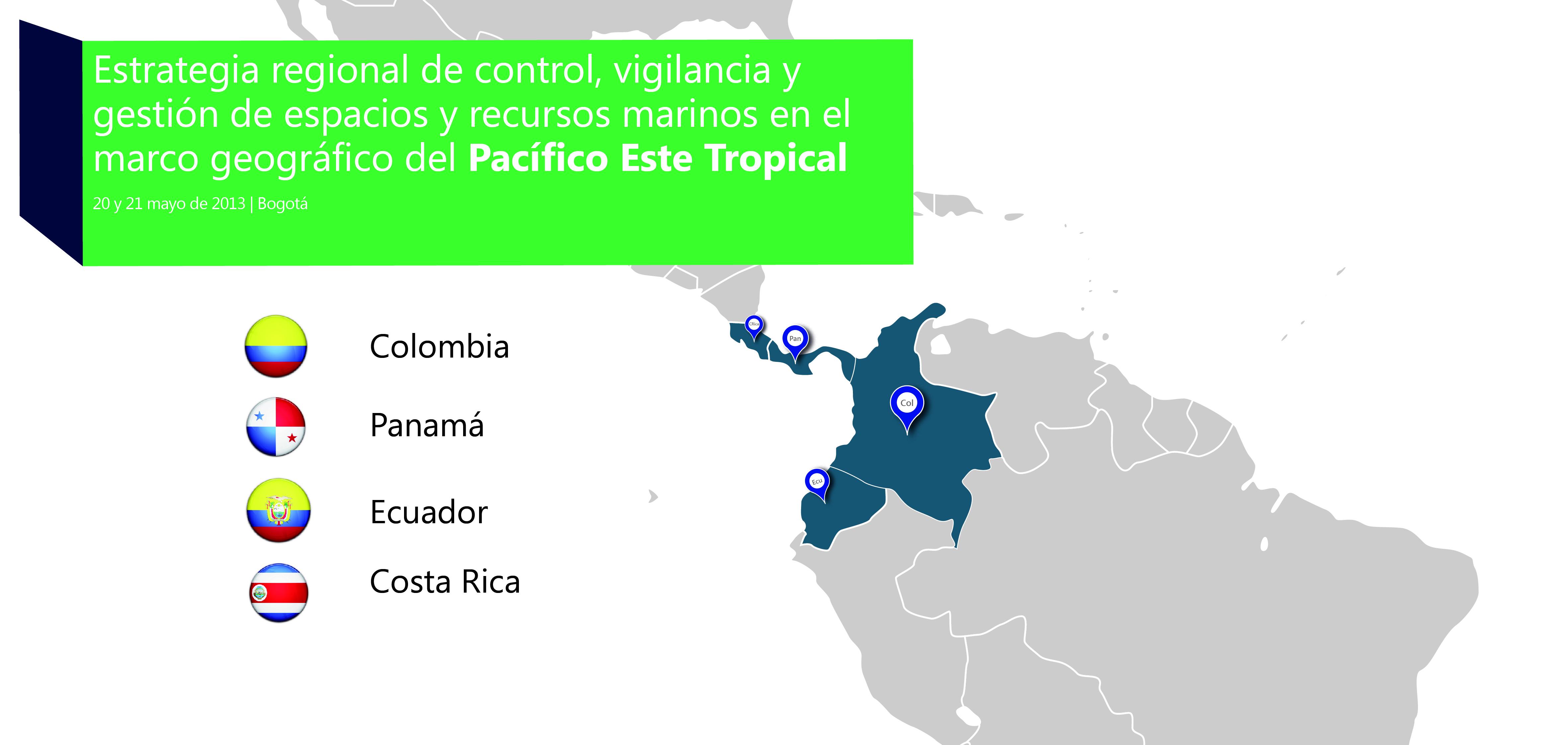 Delegaciones de colombia costa rica ecuador y panam - Gestion de espacios ...