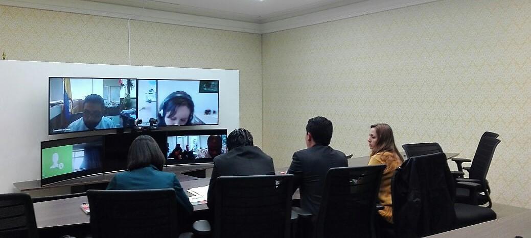 Canciller A Capacita A Los Consulados Sobre La Vinculaci N De Los Colombianos V Ctimas