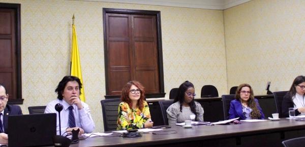 En Bogotá se realizó la reunión del Grupo de Trabajo de Movimiento de Personas y Facilitación para el Tránsito Migratorio