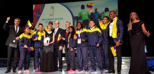 La iniciativa Diplomacia Deportiva y Cultural de la Cancillería fue reconocida internacionalmente y cierra el año con logros importantes