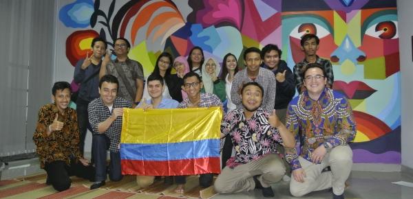 Colombia refuerza su presencia en Indonesia a través de la iniciativa de enseñanza de Español como Lengua Extranjera - ELE
