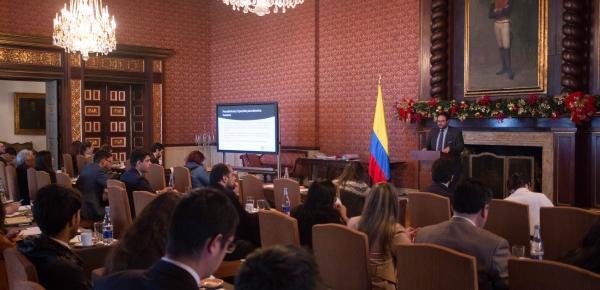 Cancillería realizó taller institucional de seguimiento a recomendaciones de Derechos Humanos