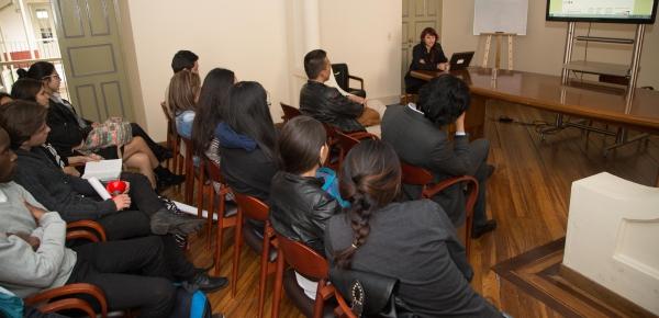 """Academia Diplomática """"Augusto Ramírez Ocampo"""""""