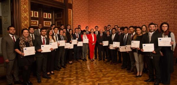 Culminó la segunda versión del programa de formación para diplomáticos sobre la Unión Europea