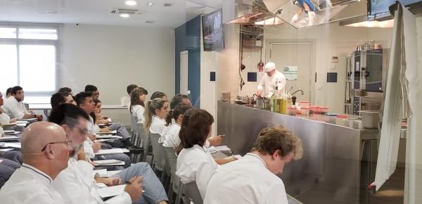La gastronomía santandereana hizo parte de la tercera edición de la Cátedra Colombia