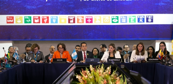 La economía naranja es un elemento que nos permite aprovechar mucho mejor la cooperación iberoamericana: Vicepresidenta colombiana