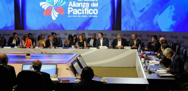Presidentes de la Alianza del Pacífico se reunieron con Ministros de los países designados 'Estados Asociados'