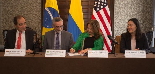 Brasil, Colombia y Estados Unidos, comprometidos con la protección del patrimonio paleontológico de las naciones
