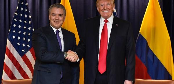 El Presidente de Colombia, Iván Duque, realizará visita oficial a los Estados Unidos en compañía del Canciller, Carlos Holmes Trujillo, para adelantar agenda de trabajo