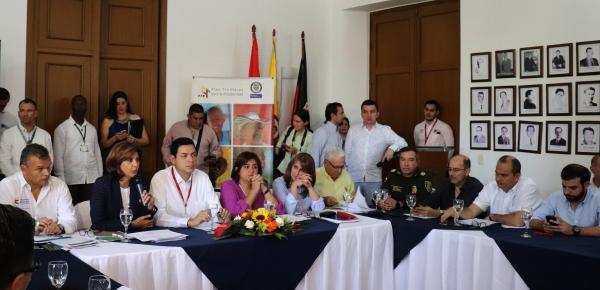 Cuatro ministerios analizaron perspectivas para reactivación económica y laboral en Norte de Santander