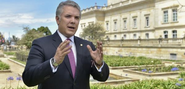Saludo de Navidad del Presidente de la República, Iván Duque Márquez
