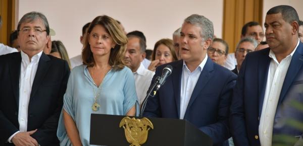Gobierno Nacional presentó estrategia de fortalecimiento para atender la crisis migratoria de Venezuela