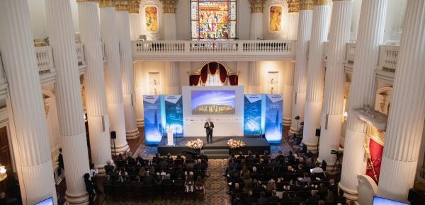 Desde el 'Colombia Inside Out 2019' en Londres, el Presidente Iván Duque promovió la inversión extranjera