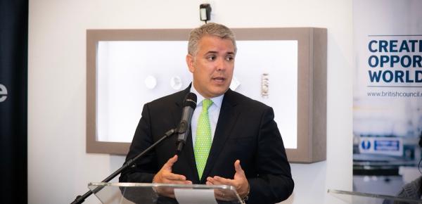 Colombia y Reino Unido fortalecen cooperación en industrias creativas