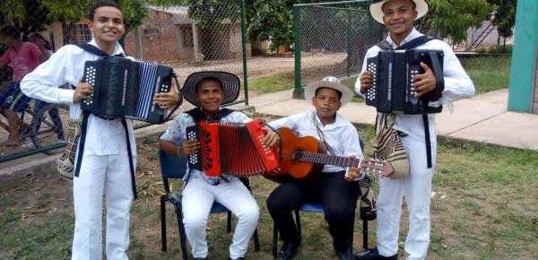 Voces, acordeones y guitarras del Atlántico y el Cesar se escucharán en Ciudad de México y Monterrey