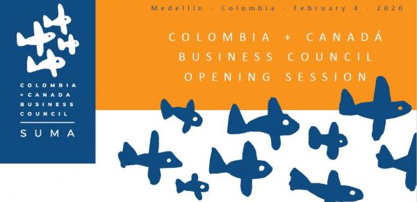 En Medellín, Colombia realizará el Consejo Empresarial Bilateral con Canadá, una oportunidad de inversión, comercio y turismo para ambos países