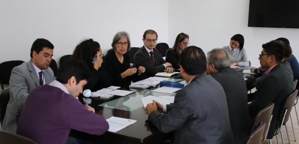 La Directora General Adjunta de Ciencias Naturales y Exactas de la Unesco se encuentra de visita en Colombia