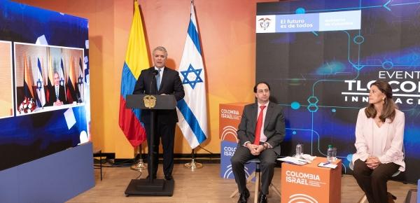 Este martes 11 de agosto entra en vigor el Tratado de Libre Comercio entre Colombia e Israel