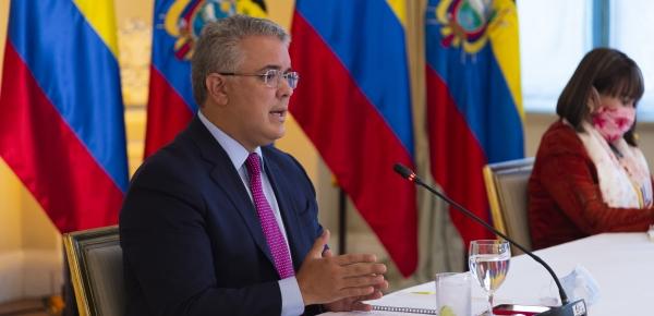Declaración del Presidente Iván Duque en el IX Gabinete Binacional