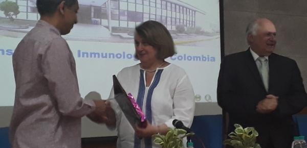Colombia y la India comparten sus experiencias en la lucha contra la malaria