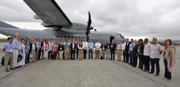 Estados Miembros de la OEA visitan La Guajira y Norte de Santander para conocer la crisis migratoria proveniente de Venezuela