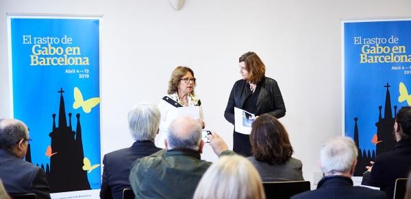 Arranca la semana de actividades 'El rastro de Gabo en Barcelona, España'