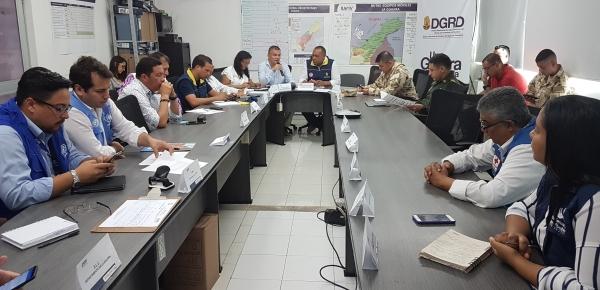 Cancillería participó en PMU de frontera en Riohacha donde se analizaron medidas y estrategias para atender la situación migratoria que sigue en aumento en La Guajira