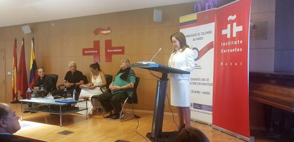Cruzando fronteras a través de la literatura: Colombia y Marruecos en un diálogo transatlántico