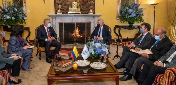 Naciones Unidas, Acnur, UE y Estados Unidos califican de histórica y valiente presentación de Estatuto de Protección Temporal a Migrantes Venezolanos