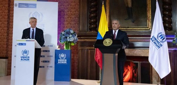 Presidente Duque anuncia decisión histórica de crear Estatuto de Protección Temporal para migrantes venezolanos en Colombia