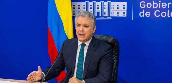 Colombia le ha demostrado al mundo que su política migratoria es el más grande compromiso verificable con la protección de los DD.HH: Duque