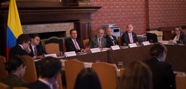 Entidades del Estado y la CIDH realizan un taller sobre promoción y fortalecimiento de los Derechos Humanos