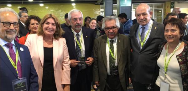 Colombia participa en la Feria Internacional del Libro Universitario de la UNAM