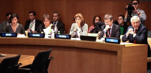 Alianza del Pacífico y ASEAN se reúnen en Nueva York para seguir profundizando en el proceso de integración entre los dos mecanismos