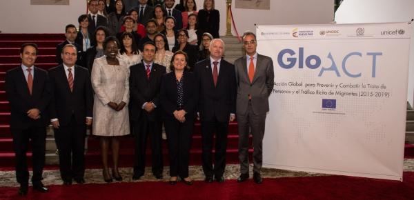 Colombia se suma a la Acción Global para Prevenir y Combatir la Trata de Personas y Tráfico Ilícito de Migrantes