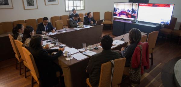 Colombia y Ecuador reafirman su compromiso en la investigación y judicialización de la trata de personas
