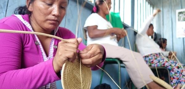 Cancillería hizo seguimiento a proyecto de Artesanías en Sarrapia, Vichada