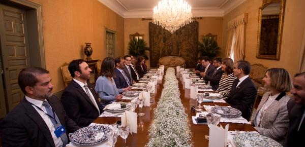 Delegación del Gobierno de Emiratos Árabes visita Colombia para avanzar en el desarrollo de la agenda bilateral
